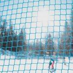 Eiskunstbahn, Schlittschuhlaufen